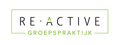 Re-Active.be Logo